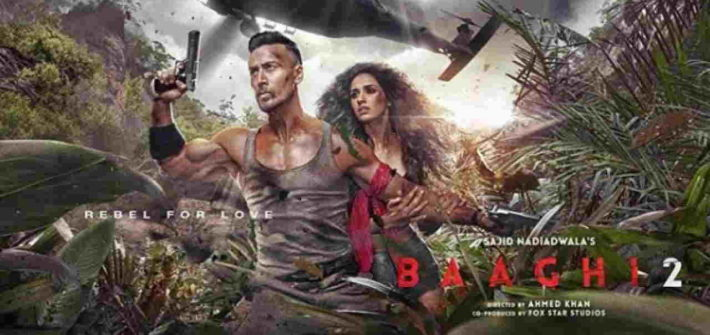 Hindi Songs Listen and Download - Baaghi 2 MP3 Songs