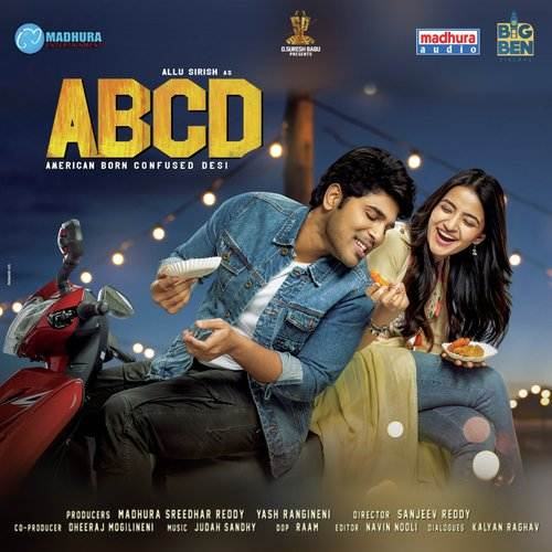 Telugu Songs Listen and Download – ABCD - American Born Confused Desi MP3 Songs
