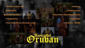 Tamil Movie Ayirathil Oruvan MP3 Songs Download – Un Mela Aasadhaan, Oh Eesa, Maalai Neram, Thaai Thindra Manne, Pemmane, Indha Paadhai