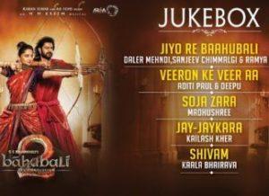 Telugu Movie Baahubali 2 MP3 Songs download – Saahore Baahubali, Hamsa Naava, Kannaa Nidurinchara, Dandaalayyaa, Oka Praanam