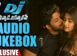Telugu Movie Duvvada Jagannadham MP3 Songs Download – Seeti Maar, Box Baddhalai Poye, Mecchuko, DJ Saranam Bhaje Bhaje, Asmaika